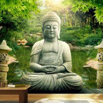 Fotótapéta  -  Buddha's garden - ajandekpont.hu