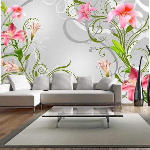 Fotótapéta - Subtle beauty of the lilies III  -  ajandekpont.hu