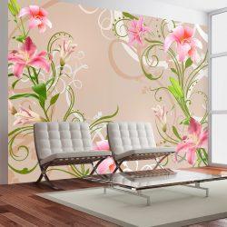 Fotótapéta - Subtle beauty of the lilies l