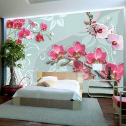 Fotótapéta  -  Pink orchids  -  variation II - ajandekpont.hu