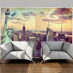 Fotótapéta - Postcard from New York  -  ajandekpont.hu