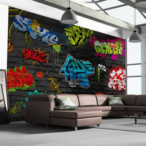 Fotótapéta - Graffiti wall  -  ajandekpont.hu