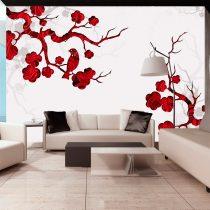 Fotótapéta - Red bush