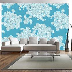 Fotótapéta - Flowery clouds