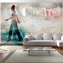 Fotótapéta - Create yourself