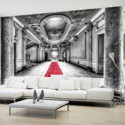 Fotótapéta - Mystery marble - black and white