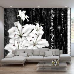 Fotótapéta - Crying lilies
