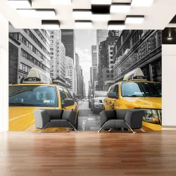 Fotótapéta - New York taxi  -  ajandekpont.hu