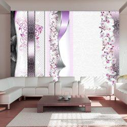 Fotótapéta  -  Parade of orchids in violet - ajandekpont.hu