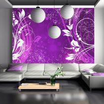 Fotótapéta - Purple face of magic
