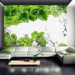 Fotótapéta - Colors of spring: green