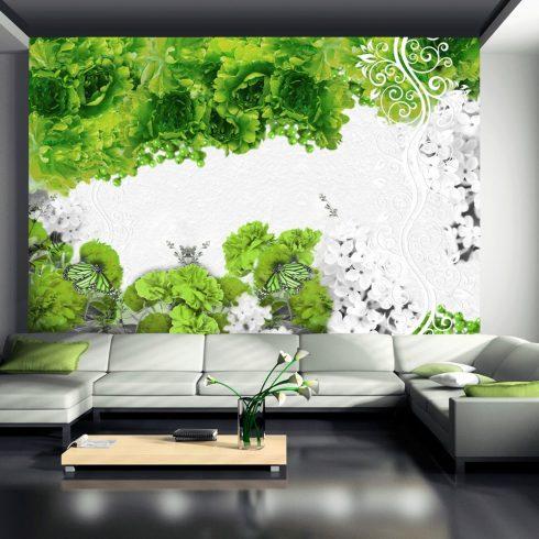 Fotótapéta - Colors of spring: green  -  ajandekpont.hu