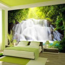 Fotótapéta - Arcadian waterfall