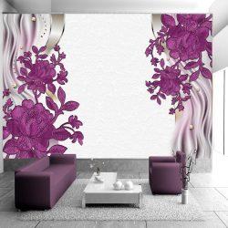Fotótapéta - Purple buds