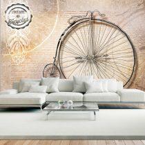 Fotótapéta  -  Vintage bicycles  -  sepia - ajandekpont.hu