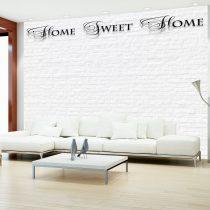Fotótapéta - Home, sweet home - white wall