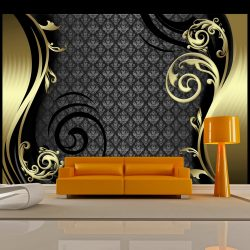 Fotótapéta - Golden curtain
