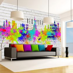 Fotótapéta - Colors of New York  -  ajandekpont.hu