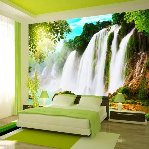 Fotótapéta - The beauty of nature: Waterfall  -  ajandekpont.hu