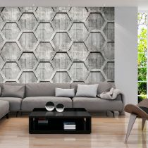 Fotótapéta - Platinum cubes