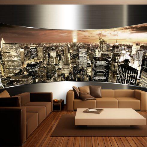 Fotótapéta - Panorama of New York City  -  ajandekpont.hu