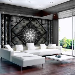 Fotótapéta - Black mosaic