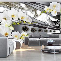 Fotótapéta - Orchids & jewelry