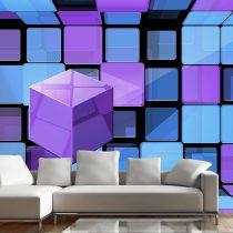 Fotótapéta - Rubik's cube: variation