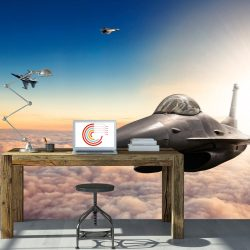 Fotótapéta - F16 Fighter Jets