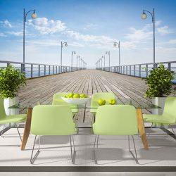 Fotótapéta - On the pier