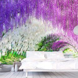 Fotótapéta - Enchanted garden