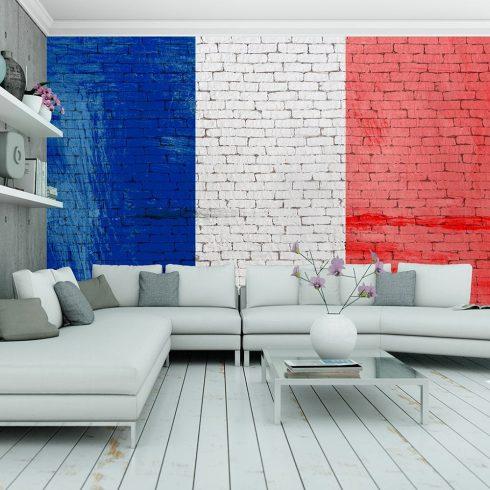 Fotótapéta - French flag - ajandekpont.hu