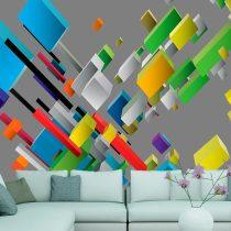 Fotótapéta - Color puzzle
