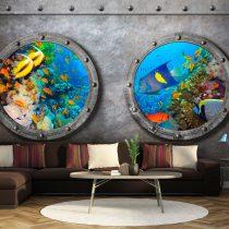 Fotótapéta - Window to the underwater world