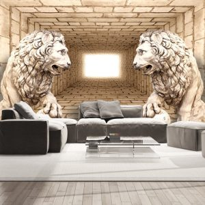 Fotótapéta - Mystery of lions