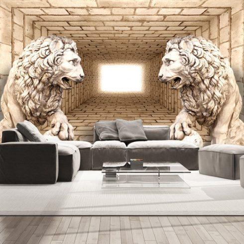 Fotótapéta  -  Mystery of lions - ajandekpont.hu