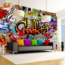 Fotótapéta - Colorful Graffiti  -  ajandekpont.hu