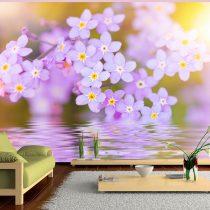 Fotótapéta -  Violet Petals In Bloom  -  ajandekpont.hu