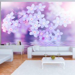 Fotótapéta - Flowers in Violet