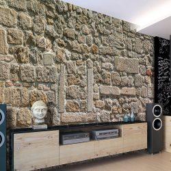 Fotótapéta - Wall From Stones