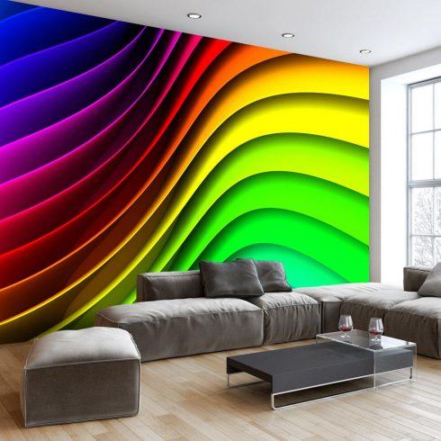 Fotótapéta - Rainbow Waves  -  ajandekpont.hu