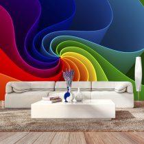Fotótapéta - Colorful Pinwheel