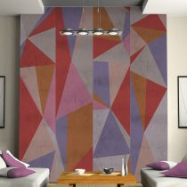 Fotótapéta - Triangles!  50 x1000 cm