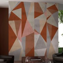 Fotótapéta - Triangles - composition  50 x1000 cm