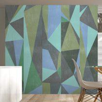 Fotótapéta - Gray triangles  50 x1000 cm