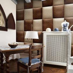 Fotótapéta - Chocolate chessboard  50 x1000 cm