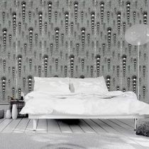 Fotótapéta - Graphite icicles  50 x1000 cm