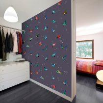 Fotótapéta - Flight of hummingbirds  50 x1000 cm