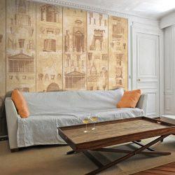 Fotótapéta - Architectural pearl  50 x1000 cm