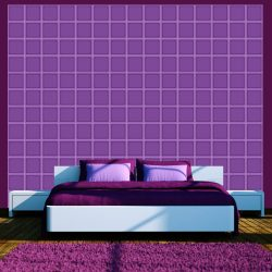 Fotótapéta - Blueberry geometry  50 x1000 cm